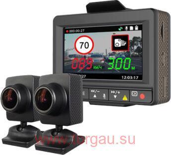 Видеорегистратор с двумя беспроводными камерами видеорегистраторы в пскове